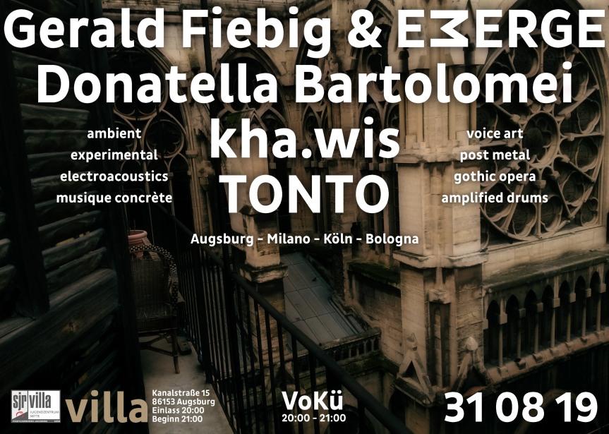 Fiebig EMERGE - Bartolomei - kha.wis - TONTO